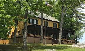 The Grant Cottage Remains Essentially Same Today As It Did When Family Stayed There Ulysses S