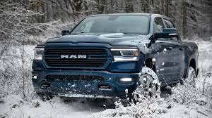 100 1500 Truck The Ram Is The Best Pickup For Surviving Winters In New