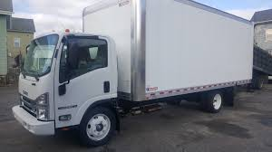 Shop Current Isuzu Inventory | Commercial Truck Sales MA