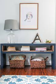 Used Ikea Lack Sofa Table by Ikea Lack Hack A High End Look On A Dime Designertrapped Com