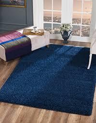 Delphia Rugs Soft Anatolia Plush Shag Rug 5x7 Elegant Cozy Floor With Premium Large