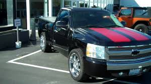100 2007 Chevy Truck For Sale 1500 Regular Cab RST YouTube