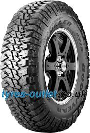 Goodyear Wrangler MT/R 235/70 R16 106Q - Tyres-outlet.co.uk