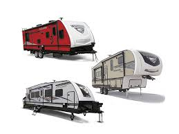 Towable RVs: Comparing Travel Trailers, Fifth Wheels & Toy Haulers ...
