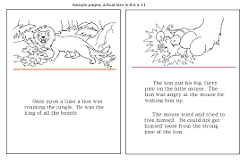 Printables The Lion And Mouse Worksheets Storytime Welcome To Schoolexpress Educational Online Store Click