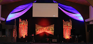 Gallery of Church Stage Design Ideas