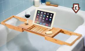bamboo bath caddy from groupon uk compare prices 247