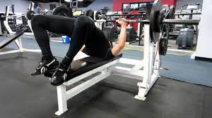 Japanese IPF Bench Press Arch Setup 2 26 2012