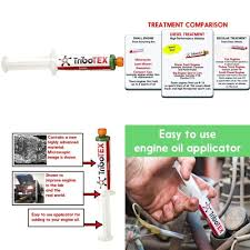 100 Gas Or Diesel Truck TriboTEX Oil Additive Engine Treatment Add To Makes