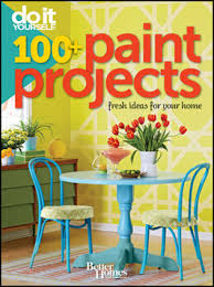 100 Paint Projects Cover