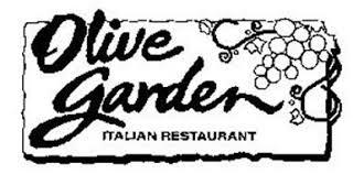 OLIVE GARDEN ITALIAN RESTAURANT Trademark of Darden Concepts Inc