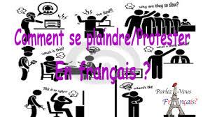 comment on dit bureau en anglais comment se plaindre ou protester en français fle vocabulaire