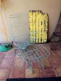 Homecrest Patio Furniture Dealers by 33 Best Vintage Homecrest Wrought Iron Images On Pinterest