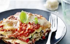 jeux de cuisine lasagne lasagne végétarienne aux légumes grillés cuisine et recettes