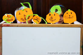 Printable Pumpkin Books For Preschoolers by Five Little Pumpkins Free Printable Book And Puppet Show