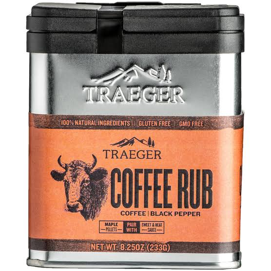 Traeger Coffee Rub - 8.25oz