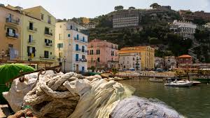 100 Houses In Sorrento Pictures Italy Pier Cities 2560x1440