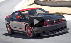 Ford Mustang Boss 302 Laguna Seca 2011 Best Driver s Car