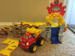 Tonka Chuck And Friends Stunt Park Playset And Additonal Chuck Truck ... Amazoncom Chuck Friends My Talking Truck Toys Games Hasbro Tonka And Fire Suvsnplow Bull Dozer Race Gear Dump From The Adventures Of 2 Rowdy Garbage Red Pickup 335 How To Change Batteries In Rumblin Solving Along Nonmoms Blog Chuck Friends Handy Tow Truck From 3695 Nextag Tonka Chuck Friends Racin The Dump Truck By Motorized Toy Car Users Manual Download Free User Guide Manualsonlinecom
