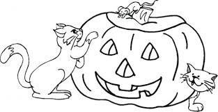 Fall Printable Coloring Pages Pumpkin Free Book Blank Page Sheets
