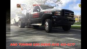 A&D Towing San Diego Video - YouTube Tow Truck San Diego Jason Fields At The Show Doing A Streamliner Toolbox Towing Blog Archives Service For Martinez Ca 24 Hours True In 247 The Closest Cheap Nearby First Gear 134 City Of Chicago Mack R Model 192786 Get Woman Crosswalk Killed By Tow Truck Oceanside Fox5sandiegocom Virginia Driver Fatally Shot While Repoessing Car 2019 Freightliner Business Class M2 106 Anaheim 115272807 Resume Samples Velvet Jobs Alan Degani Google