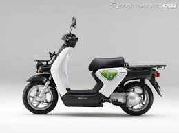 Honda Leasing EV Neo Electric Scooter