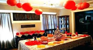 Housewarming Party Decor Ideas Enchanting Centerpiece