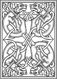 Celtic Knot Coloring