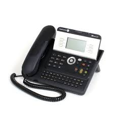 Alcatel 4028 Qwerty IP Telephone Refurbished - Looks Like New
