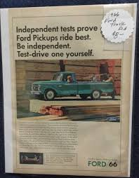 Original Vintage Magazine Advertisement 1966 Ford Truck – Conner's ... 66 Ford F100 1960s Pickups By P4ul F1n Pinterest Classic Cruisers Black Truck Car Party Favors Tailgate Styleside Dennis Carpenter Restoration Parts 1966 F150 Best Image Gallery 416 Share And Download 19cct14of100supertionsallshows1966ford Hot F250 Deluxe Camper Special Ranger Enthusiasts Forums Red Rod Network Trucks Book Remarkable Free Ford Coloring Pages Cruise Route In This Clean Custom 1972 Your Paintjobs Page 1580 Rc Tech Flashback F10039s New Arrivals Of Whole Trucksparts Or