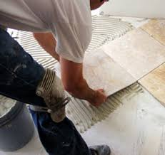 Laying a Ceramic Tile Floor