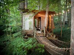 This Airbnb Treehouse Is The Mostwishedfor Listing