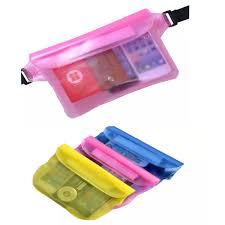 Waterproof Bag Swimming Rafting Waist Packs For Phone Wallet Purse