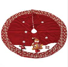 72 Inch Gold Christmas Tree Skirt by Snowman Christmas Tree Skirts Christmas Wikii