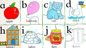 Learn AlphabetAlphabet SongsLearn ABCLearn A To ZEnglish Words