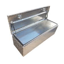 100 Tool Box For Trucks Industrial XS Aluminium Box TOP Opening Storage Trailer