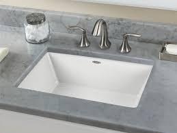 Kohler Archer Rectangular Undermount Sink by Trough Bathroom Sink Dimensions Trough Bathroom Sink Folege White