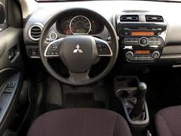 Picture Other 2014 Mitsubishi Mirage steering wheel JPG