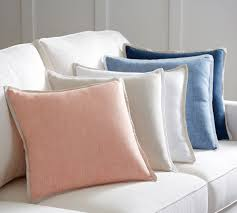 Pottery Barn Throw Pillows by Everything You Wanted To Know About Caring For Your Belgian Linen