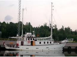 range trawlers for sale 1952 germany trawler sailboat for sale in