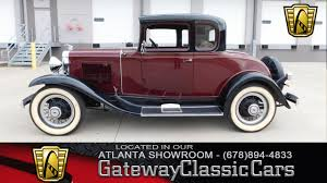 100 1931 Chevy Truck Chevrolet Independence Gateway Classic Cars 600ATL