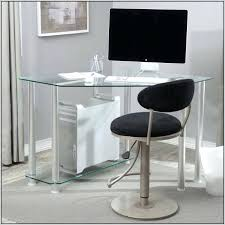 Staples Corner Desks Canada by Staples Canada Glass Computer Desk Staples Black Glass Computer