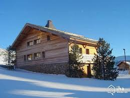 chalet for rent in a hamlet in alpe d huez iha 27776