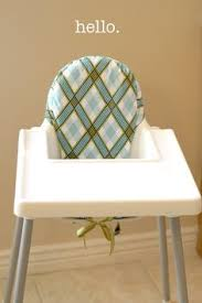 Ikea Antilop High Chair Tray by Reversible High Chair Cover For The Ikea Antilop Cover Me How To