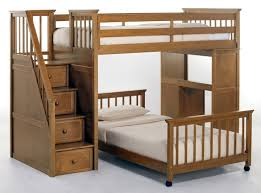 Desks Bunk Bed With Steps Bunk Beds With Storage Drawers King