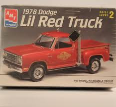 Amt Lil Red Truck 1978 - Anna's Country Living