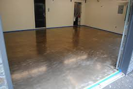 Sealing Asbestos Floor Tiles With Epoxy by Professional Vs Diy Epoxy Garage Floors Seattle Surfaces