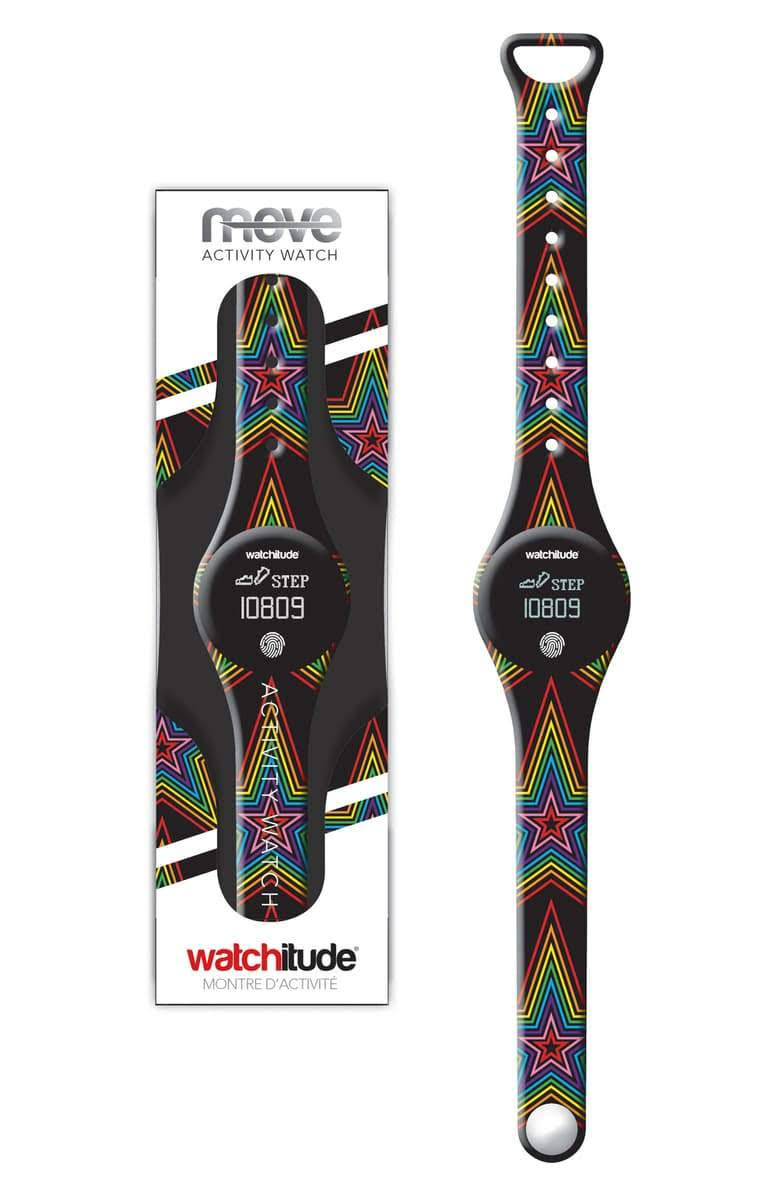Watchitude Move Rainbow Star Activity Watch 288