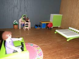 playmobil schlafzimmer mit katze