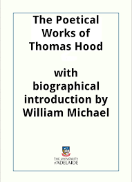 The Poetical Works Of Thomas Hood